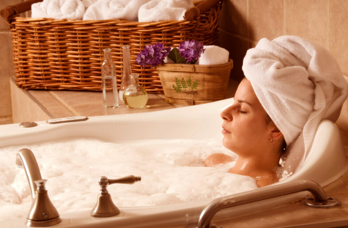 Теплая ванна