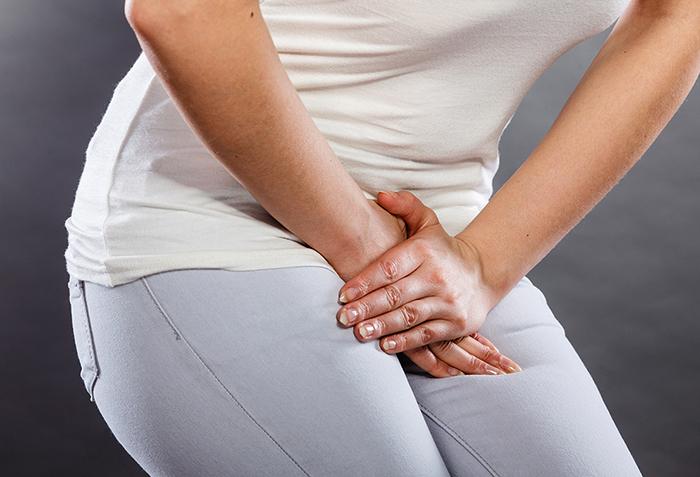 Боль в мочевом пузыре у женщины