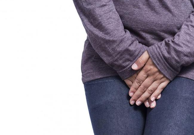 Симптом цистита у женщины