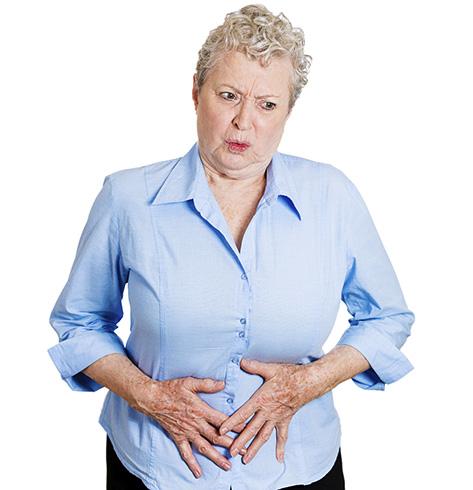 Симптомы у женщины