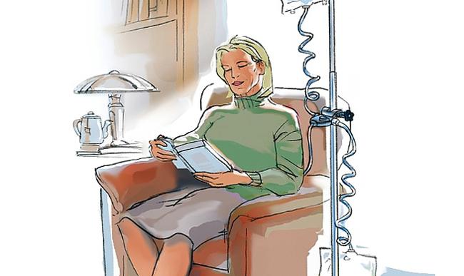 Продолжительный амбулаторный диализ