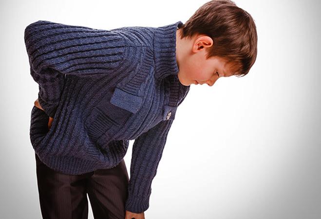 Боли в спине у ребенка