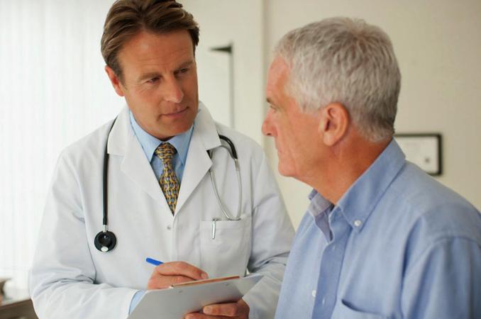 Доктор с врачом