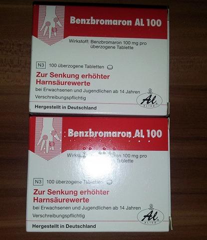 Упаковки препарата