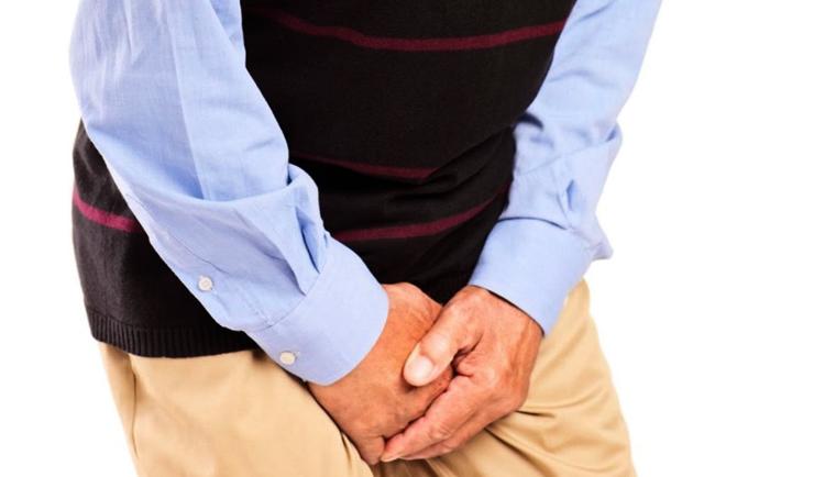 У мужчины боли в уретре