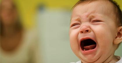 Если новорожденный плачет перед мочеиспусканием